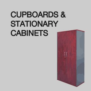 Cupboards & Stationery Cabinets